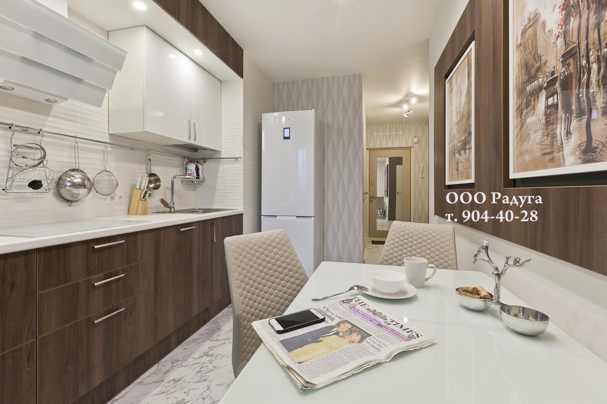Ремонт квартир в новостройке - Отделка новой квартиры