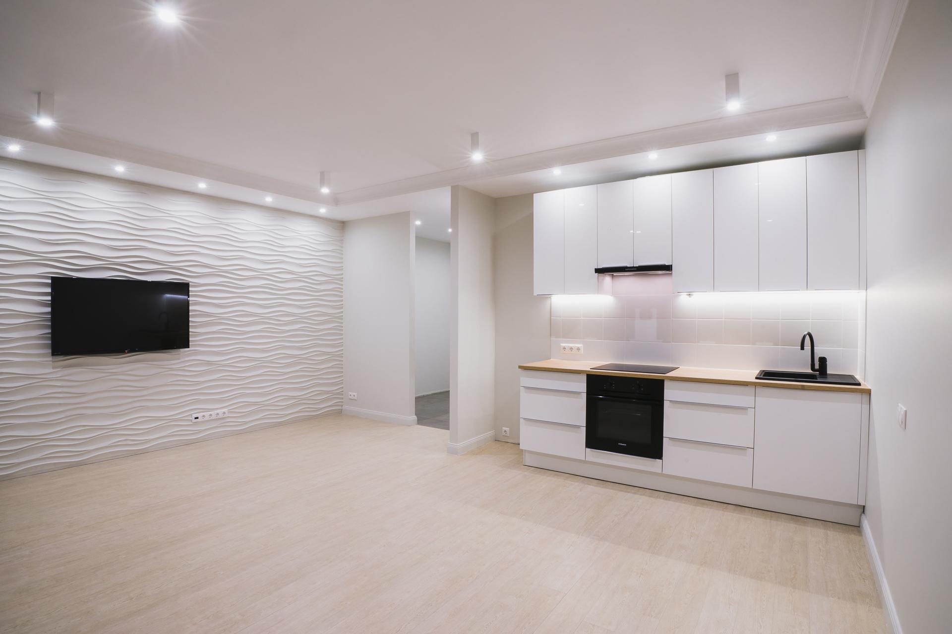Ремонт и отделка квартир под ключ в Оренбурге - Компания